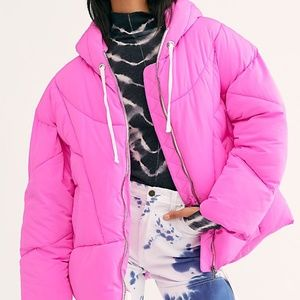 COPY - Free People Hailey Puffer Coat